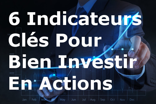 Indicateurs investir en actions